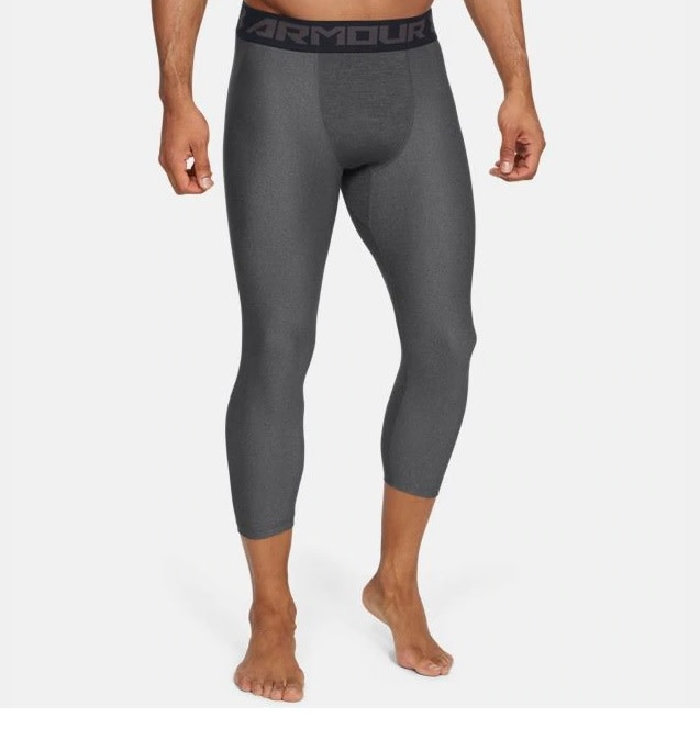 Under Armour UNDER ARMOUR MEN'S HG 3/4 LEGGING