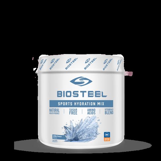 Biosteel BIOSTEEL HYDRATION MIX 140G WHITE FREEZE