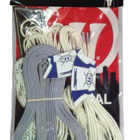 Brine WARRIOR TRADITIONAL POCKET STRING KIT WHITE