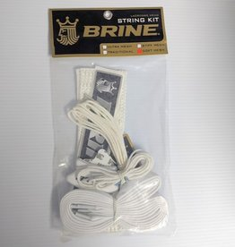 Brine BRINE STRING KIT SOFT MESH WHITE