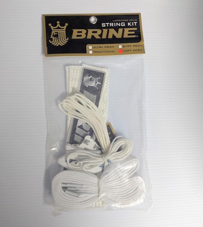 Brine BRINE STRING KIT SOFT MESH WHITE