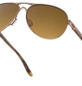 Oakley OAKLEY FEEDBACK ROSE GOLD WITH BROWN GRADIENT POLARIZED