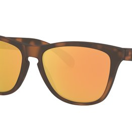 Oakley OAKLEY FROGSKINS MATTE BROWN TORTISE W/PRIZM ROSE GOLD