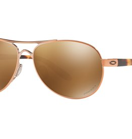 Oakley OAKLEY TIE BREAKER ROSE GOLD WITH PRIZM TUNGSTEN POLARIZED