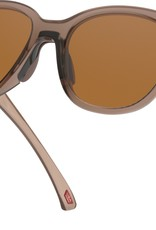 Oakley OAKLEY LOW KEY MATTE BROWN SMOKE W/ PRIZN BRONZE POLARIZED