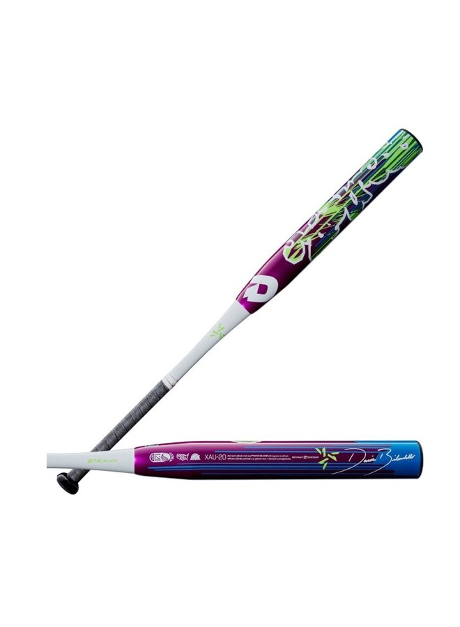 2020 DEMARINI DAVE BILLARDELLO SIGNATURE SOFTBALL BAT