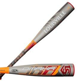 "Louisville Slugger 2020 LOUISVILLE SLUGGER JR OMAHA 2 3/4"" BASEBALL BAT"