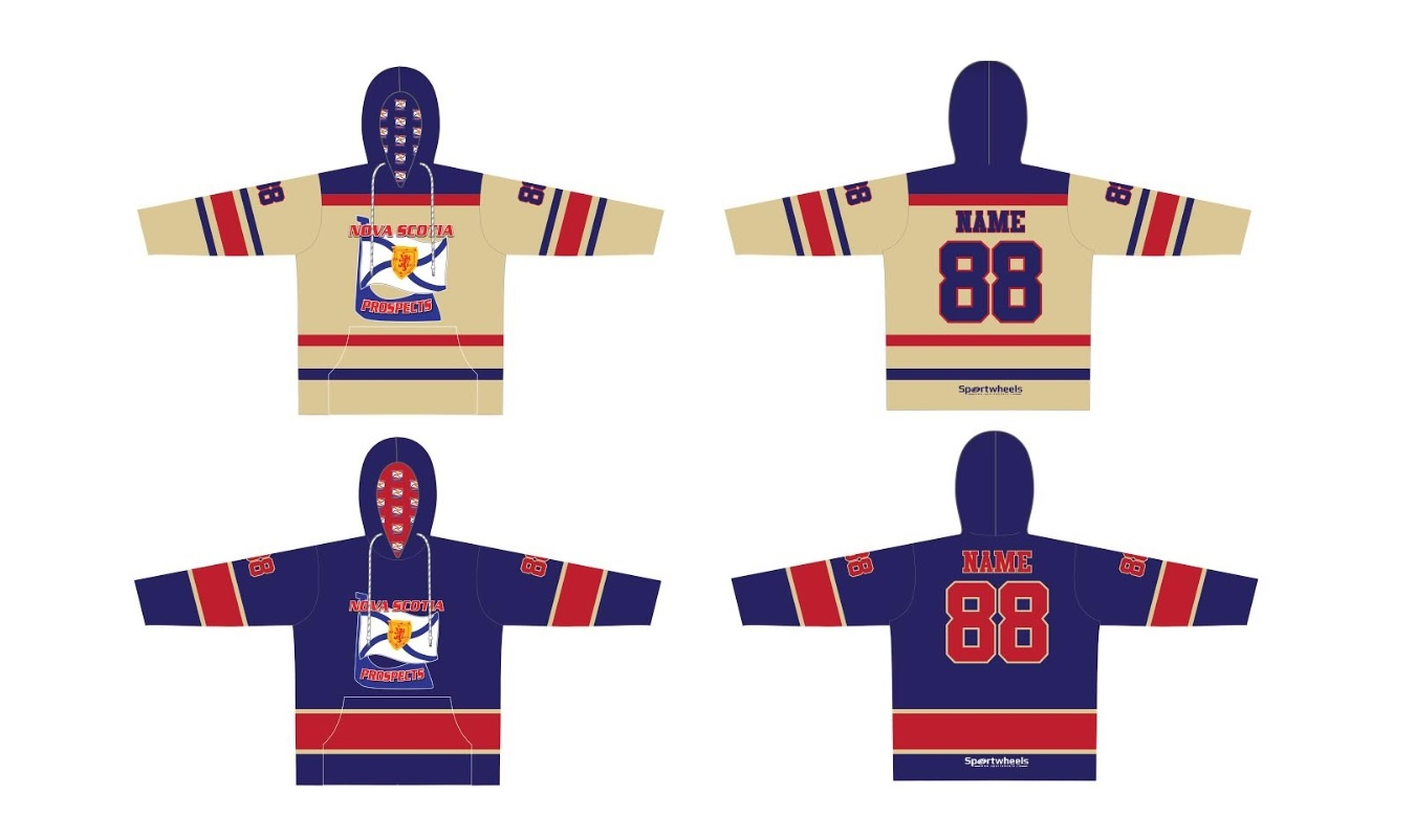 Sportwheels NS PROSPECTS SUBLIMATED HOODIE