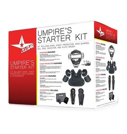 All Star ALL STAR UMPIRE STARTER KIT 17""