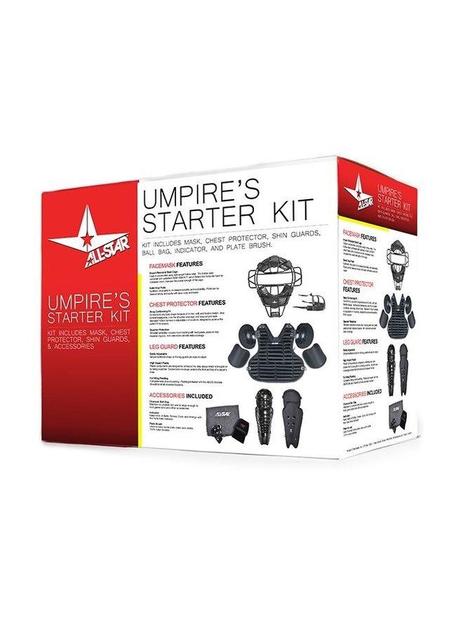 """ALL STAR UMPIRE STARTER KIT 17"""""""