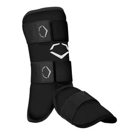 Evo Shield EVOSHIELD CUSTOM MOLDING LEG GUARD ADULT BLACK