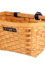 Evo EVO, E-Cargo Wood Classic, Front basket