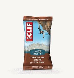 Clif Clif, Energy bar, Chocolate Chunk with Sea salt, each