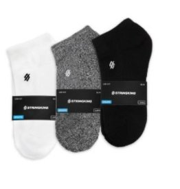 STRINGKING STRINGKING ATHLETIC LOW CUT SOCKS