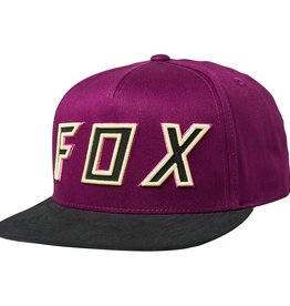 FOX FOX POSESSED SNAPBACK DRK PUR