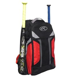 Rawlings RAWLINGS R200 YOUTH BACKPACK RED