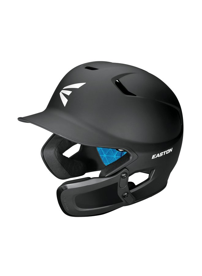 EASTON Z5 2.0 MATTE WITH JAW GUARD BATTING HELMET