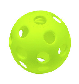 "Easton EASTON 12"" NEON PLASTIC TRAINING BALL 3PK"