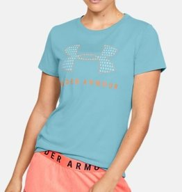 Under Armour UNDER ARMOUR WOMENS SPORTSTYLE GRAPHIC TEE