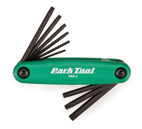 Park Tool PARK TWS-2 TORX WRENCH SET