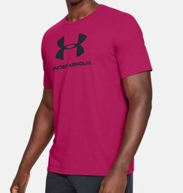 Under Armour UNDER ARMOUR MENS SPORTSTYLE LOGO TEE