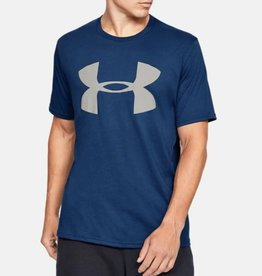Under Armour UNDER ARMOUR MEN'S BIG LOGO REFLECTIVE TEE