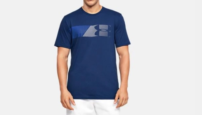 Under Armour UNDER ARMOUR MENS FAST LEFT CHEST 2.0 TEE