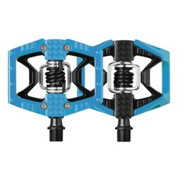 Crank Brothers CRANK BROTHERS DOUBLE SHOT PEDAL BLUE/BLK