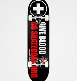 ATM ATM Complete Skateboard - Give Blood (8)