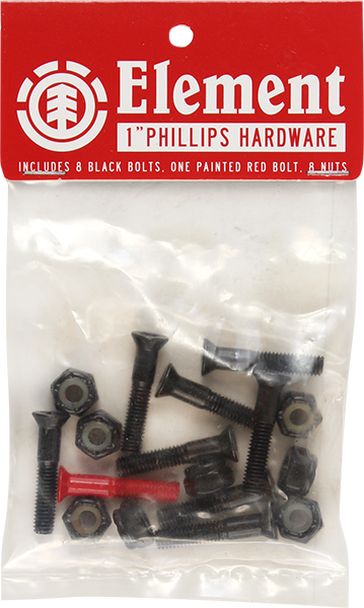 "Element Element Hardware - Set - 1"" Phillips"