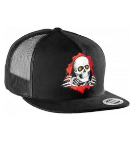 Powell Powell Peralta Hat - Ripper - Black - Snap Back