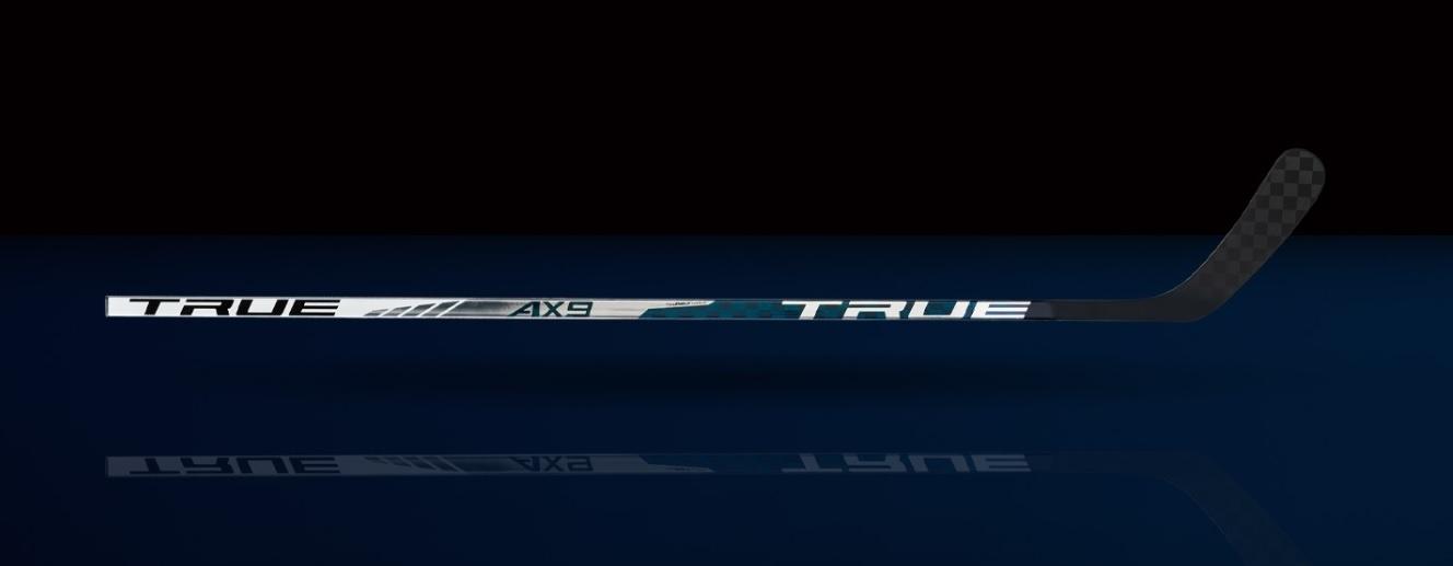 True 2020 TRUE STK AX9 SR HOCKEY STICK