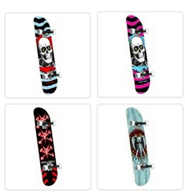 Powell Powell Peralta Completes