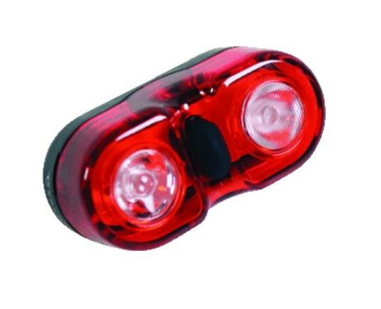 Serfas SERFAS TWIN 1/2 WATT TAIL LIGHT TL-200