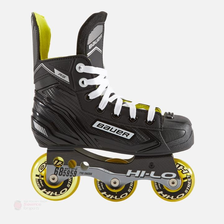 Bauer Hockey 2018 BAUER RS ROLLER BLADES YOUTH