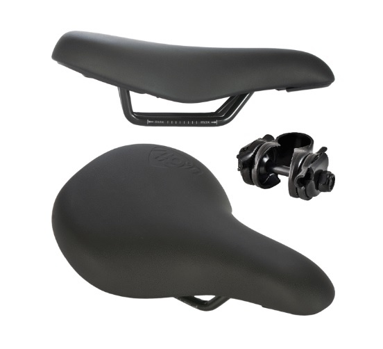 49N 49N PERCH SADDLE - 130MM KIDS SEAT