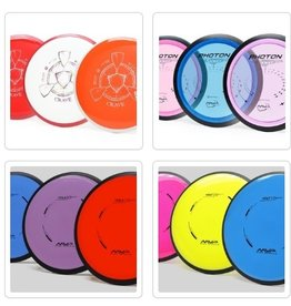 DYNAMIC MVP / AXIOM NEUTRON DISC GOLF