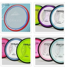DYNAMIC MVP / AXIOM PROTON DISC GOLF