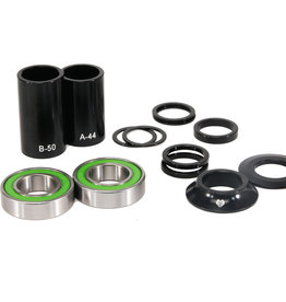 ECLAT ECLAT MID SIZE BB KIT 19MM BLACK