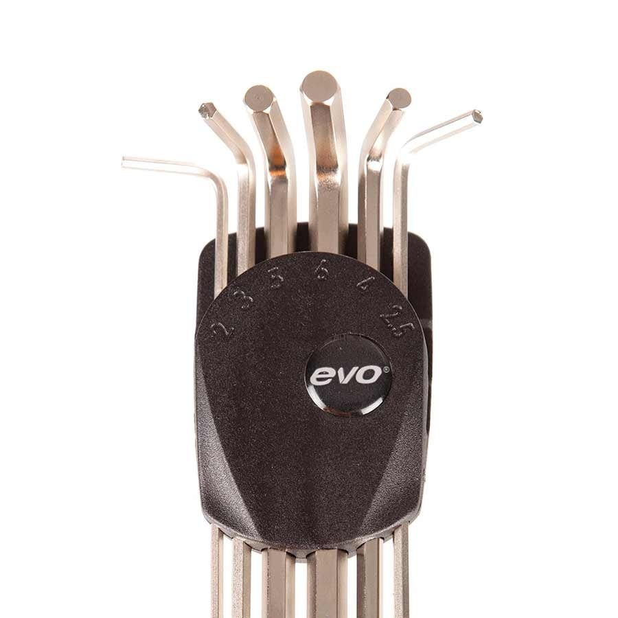 Evo EVO, HWS-1 Hex Wrench Set, 2/2.5/3/4/5/6mm
