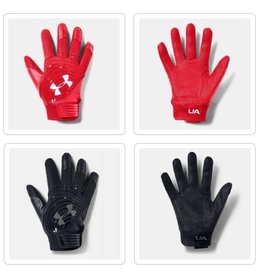 Under Armour UNDER ARMOUR HARPER HUSTLE 19 BATTING GLOVE YTH