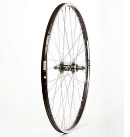 Wheel Shop Wheel Shp, Rear 26'' Wheel Alex ACE-17 Black / D852SE, 36 Steel Spkes, QR Axle, Fr freewheel