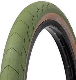 ECLAT ECLAT DECODER TIRE - 20x2.30 green/brown