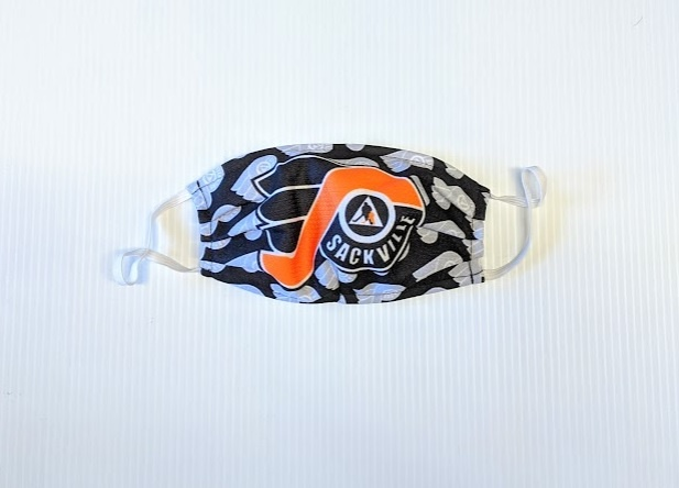 Sportwheels SPORTWHEELS DCS SUBLIMATED MASK WITH NOSE BRIDGE