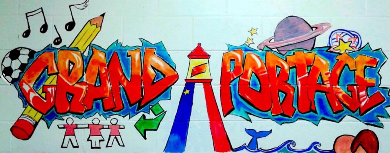 grand portage grafitti
