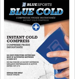 BLUE SPORTS BLUE SPORTS INSTANT COLD PACK
