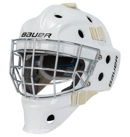 Bauer Hockey BAUER S20 930 GOAL MASK  YTH WHT
