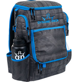 DYNAMIC DYNAMIC DISCS RANGER DISC GOLF BACKPACK GREY/BLUE