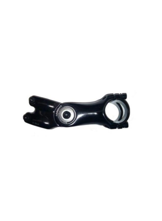 Babac Stem adjustable black alloy 28.6mm/105mm/25.4mm