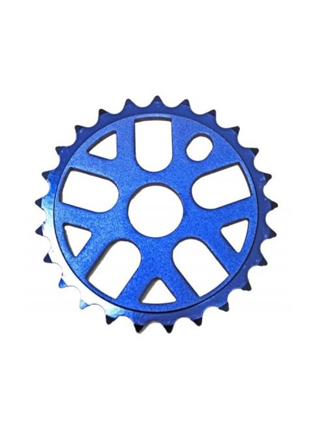 "Hutch Chainring BMX 25T 1/8"" alloy"